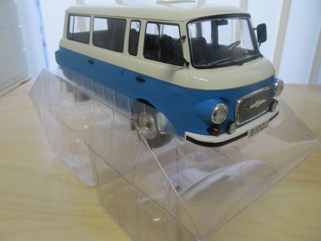 barkas b1000 bus modell 1 18. Black Bedroom Furniture Sets. Home Design Ideas